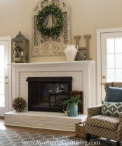 The Best Mantel Decoration Ideas 46