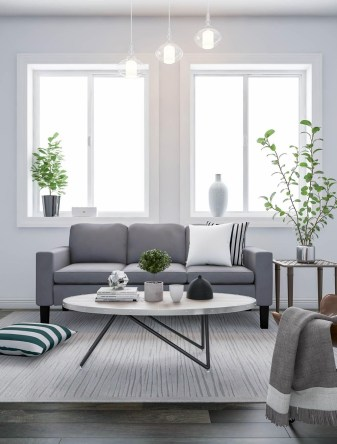 The Best Paint Color Ideas For Your Living Room 42