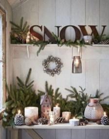 The Best Winter Entryway Decor Ideas 33