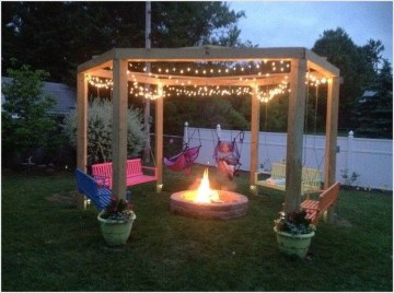 Unique And Beautiful Backyard Decoration Ideas 06