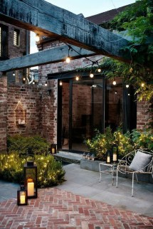 Unique And Beautiful Backyard Decoration Ideas 35