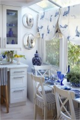 Affordable Blue And White Home Decor Ideas Best For Spring Time 22