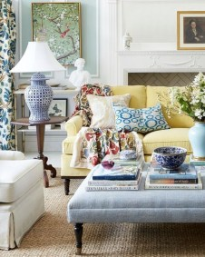 Affordable Blue And White Home Decor Ideas Best For Spring Time 29