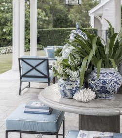 Affordable Blue And White Home Decor Ideas Best For Spring Time 33