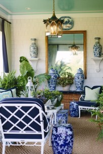 Affordable Blue And White Home Decor Ideas Best For Spring Time 40