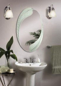 Beautiful Bathroom Mirror Design Ideas 05