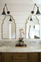 Beautiful Bathroom Mirror Design Ideas 15