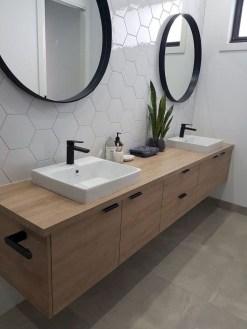 Beautiful Bathroom Mirror Design Ideas 26