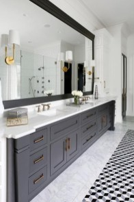 Beautiful Bathroom Mirror Design Ideas 43