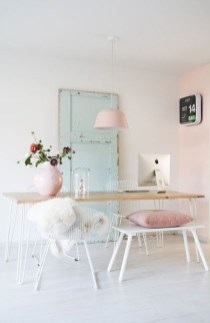 Beautiful Spring Decor Ideas With Pastel Color 07