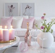 Beautiful Spring Decor Ideas With Pastel Color 40