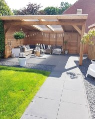 Popular Small Backyard Patio Design Ideas 17
