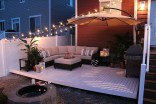Popular Small Backyard Patio Design Ideas 19