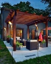 Popular Small Backyard Patio Design Ideas 24