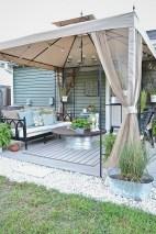 Popular Small Backyard Patio Design Ideas 25