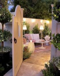 Popular Small Backyard Patio Design Ideas 26