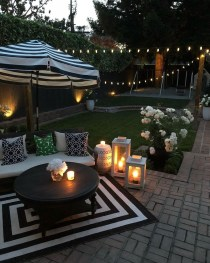 Popular Small Backyard Patio Design Ideas 34
