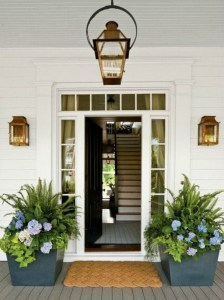 Stunning Spring Front Porch Decoration Ideas 21