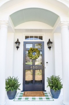 Stunning Spring Front Porch Decoration Ideas 24