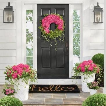 Stunning Spring Front Porch Decoration Ideas 26