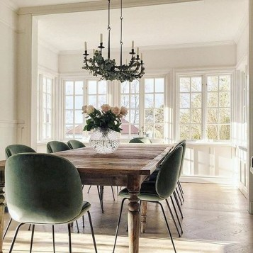 Stylish Dining Chairs Design Ideas 24