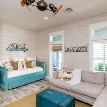 The Best Coastal Theme Living Room Decor Ideas 18
