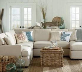 The Best Coastal Theme Living Room Decor Ideas 30