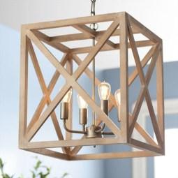 The Best Farmhouse Lights Design Ideas To Get A Vintage Impression 21