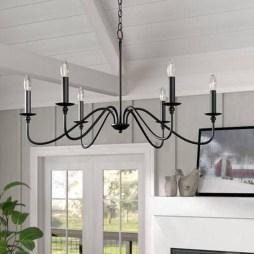 The Best Farmhouse Lights Design Ideas To Get A Vintage Impression 22