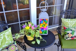 Best Easter Front Porch Decor Ideas 11