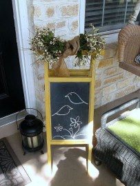 Best Easter Front Porch Decor Ideas 16