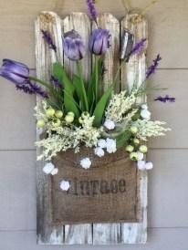 Best Easter Front Porch Decor Ideas 35