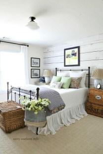 Elegant Farmhouse Bedroom Decor Ideas 29