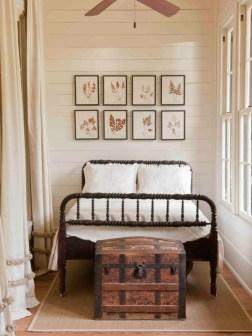 Elegant Farmhouse Bedroom Decor Ideas 39