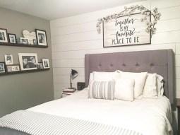Elegant Farmhouse Bedroom Decor Ideas 43