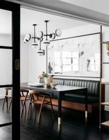 Elegant Modern Dining Table Design Ideas 05