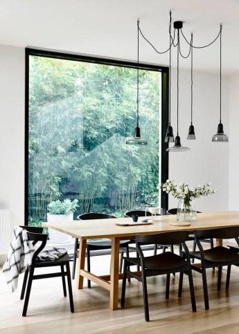 Elegant Modern Dining Table Design Ideas 10
