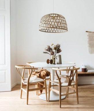 Elegant Modern Dining Table Design Ideas 33