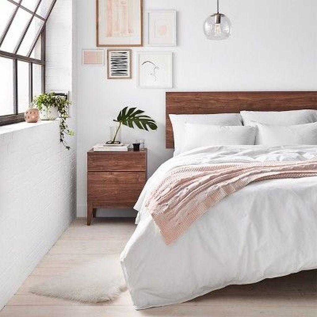 Gorgeous Modern Bedroom Decor Ideas 30