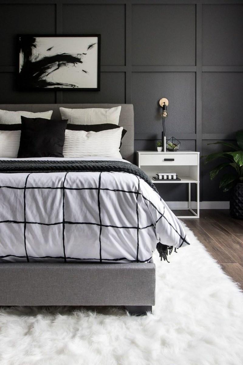Gorgeous Modern Bedroom Decor Ideas 33