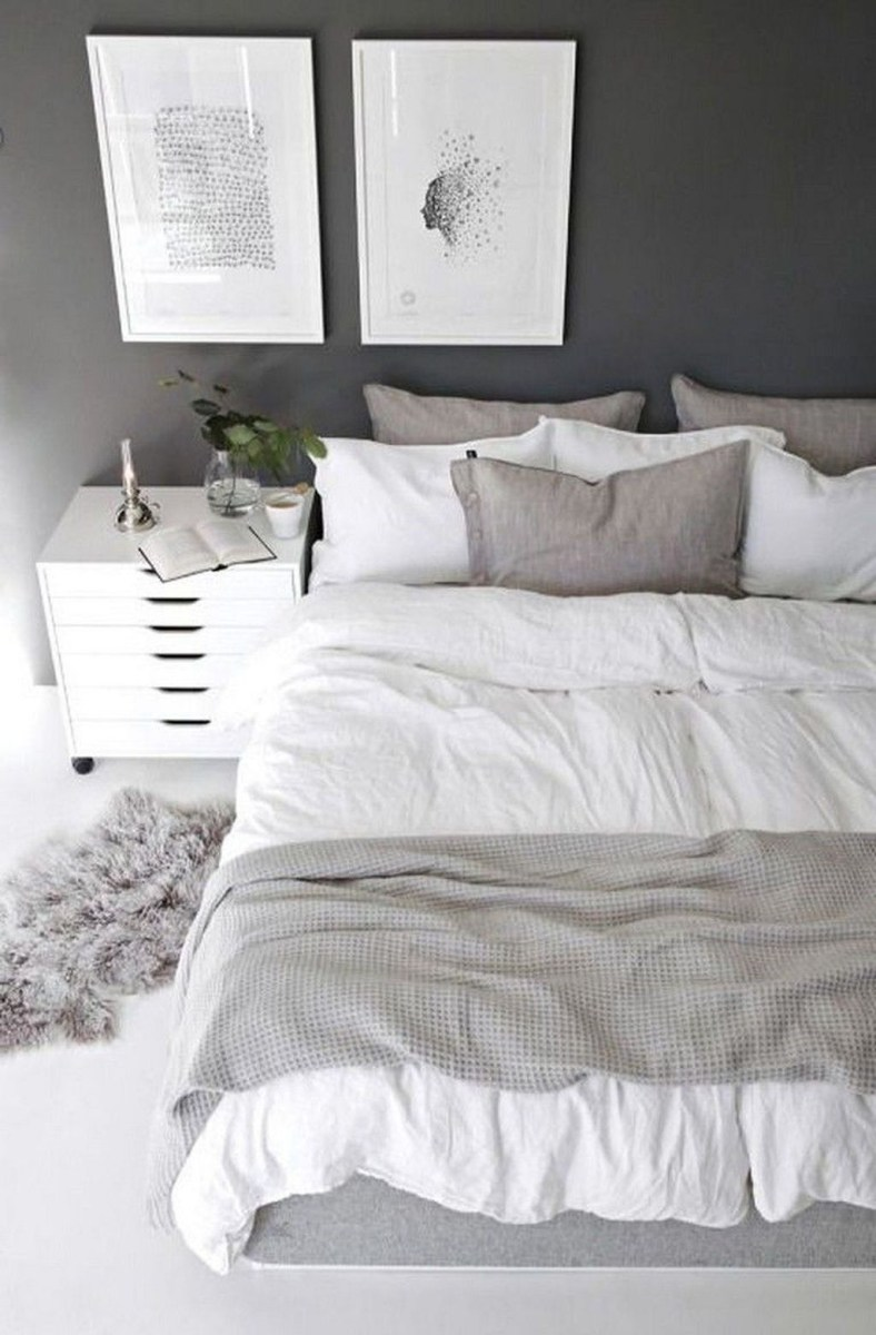 Gorgeous Modern Bedroom Decor Ideas 43