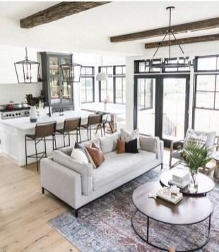 Luxury Modern Farmhouse Decoration Ideas 15