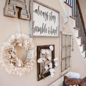 Luxury Modern Farmhouse Decoration Ideas 21