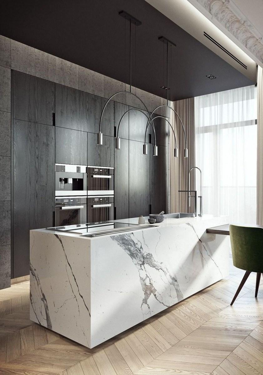 Stunning Modern Kitchen Design Ideas 07