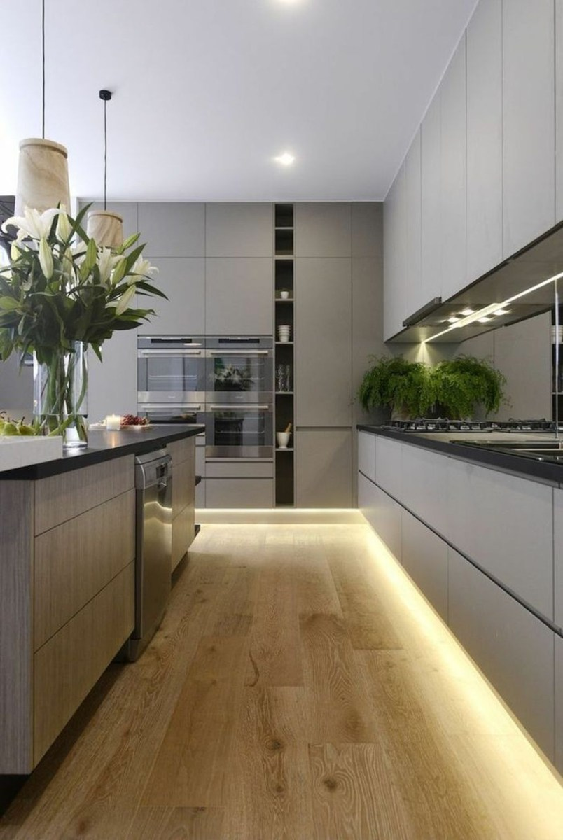 Stunning Modern Kitchen Design Ideas 10