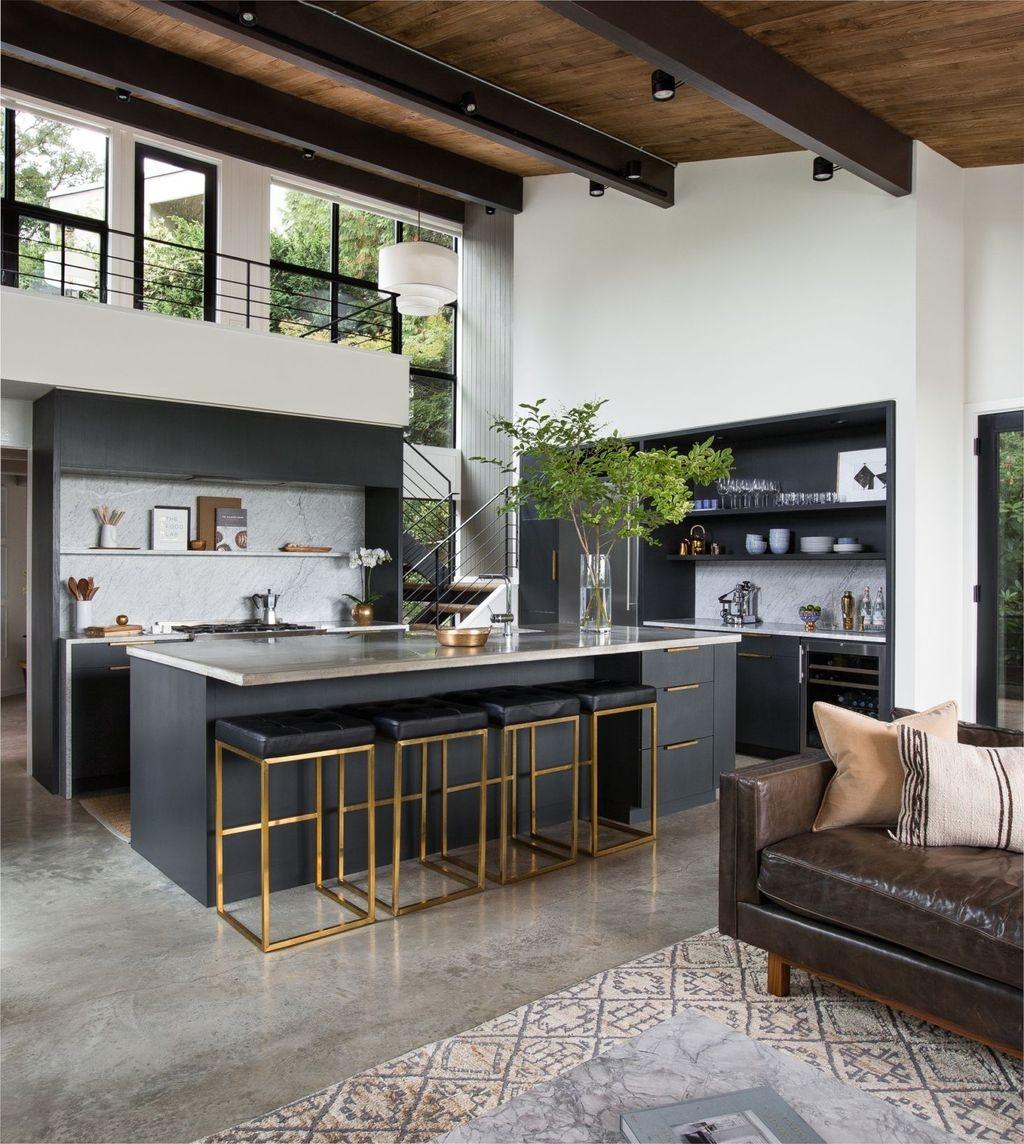 Stunning Modern Kitchen Design Ideas 40