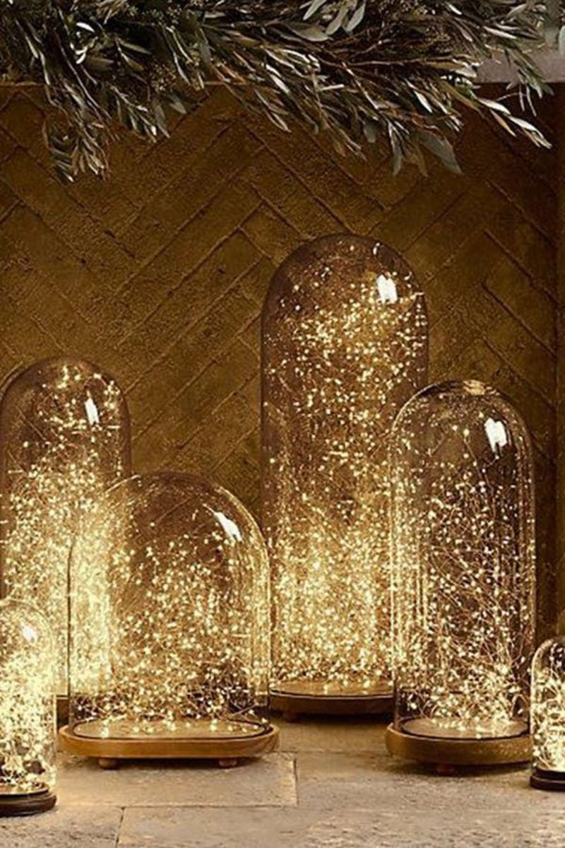 Beautiful Winter Wonderland Lighting Ideas For Outdoor And Indoor Decor 37