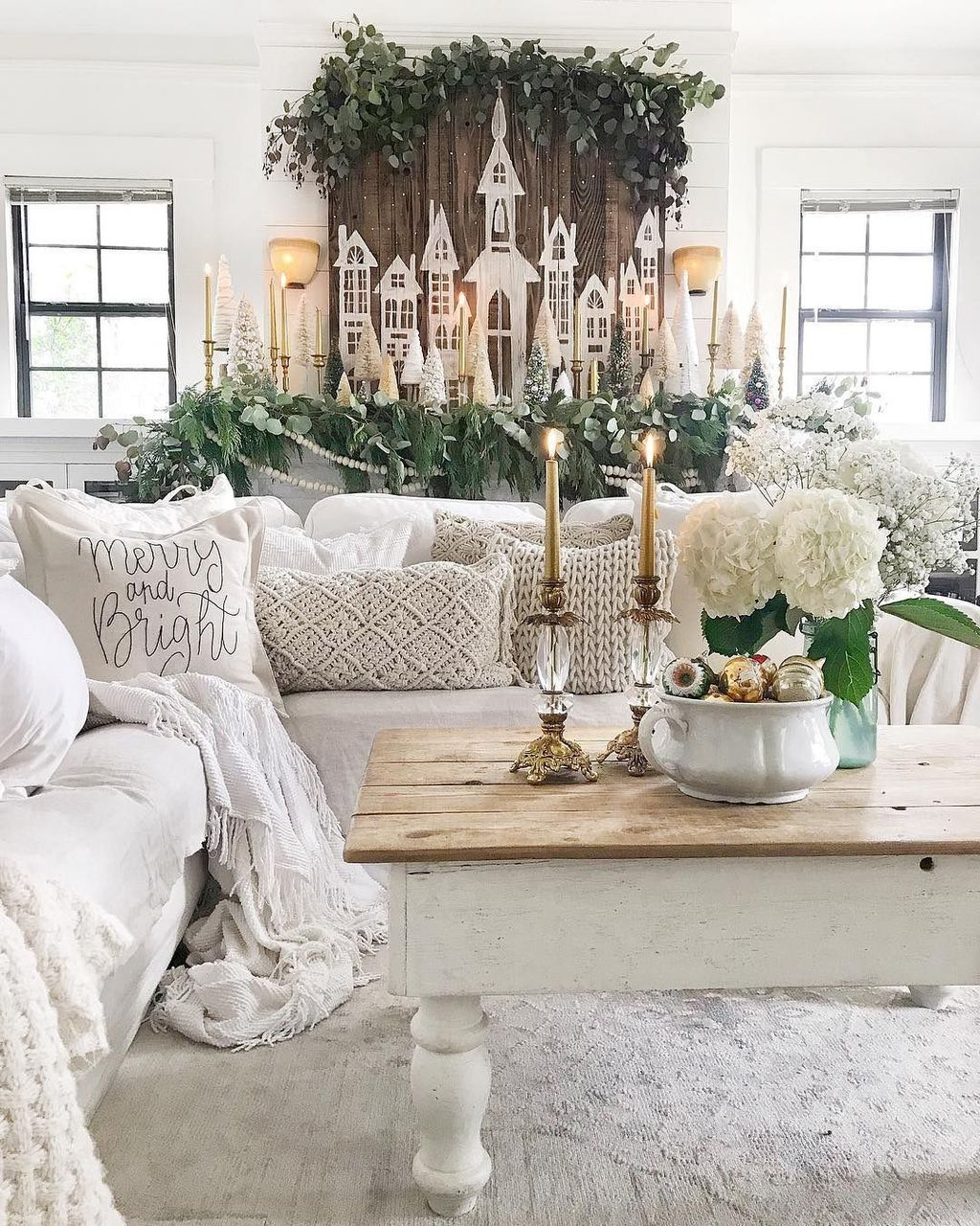 Fabulous Winter Home Decor Ideas You Should Copy Now 13