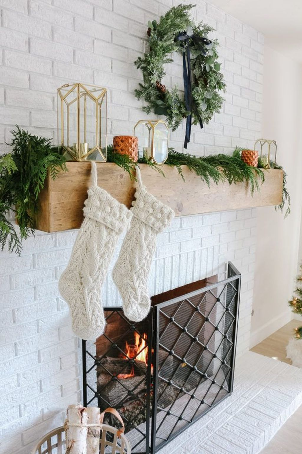 Fabulous Winter Home Decor Ideas You Should Copy Now 19
