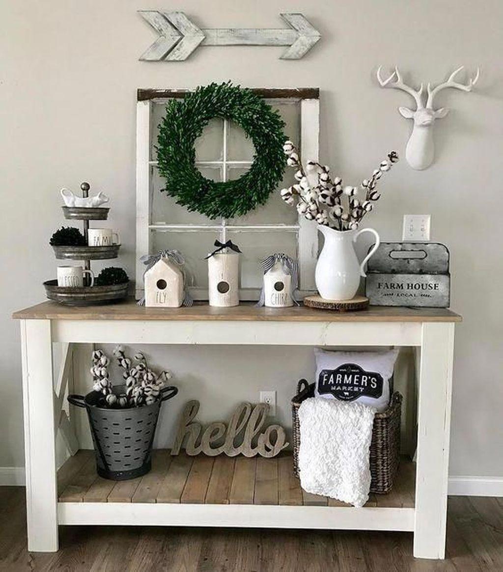 Fabulous Winter Home Decor Ideas You Should Copy Now 27